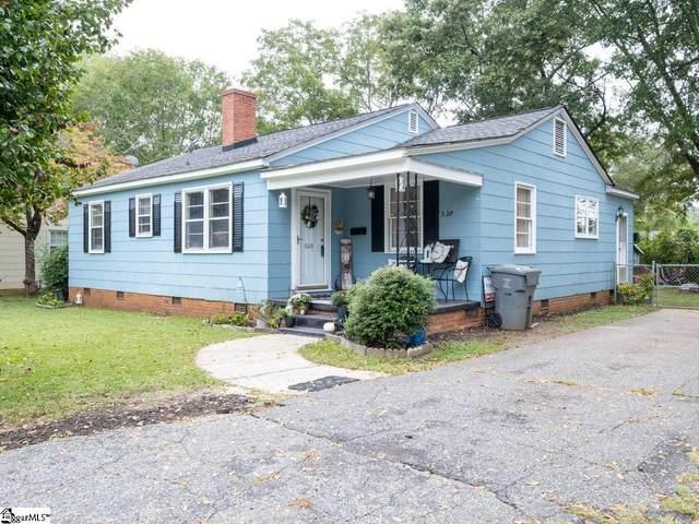 528 Lucerne Drive, Spartanburg, SC 29302 (#1456349) :: Hamilton & Co. of Keller Williams Greenville Upstate