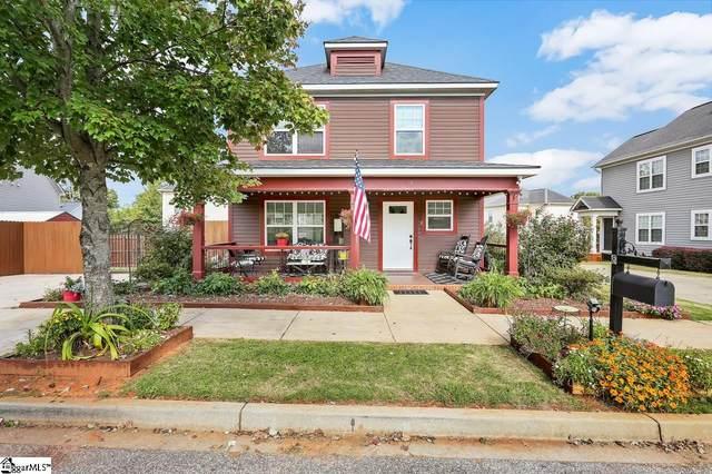 8 Emmaline Street, Greenville, SC 29611 (#1456365) :: Hamilton & Co. of Keller Williams Greenville Upstate