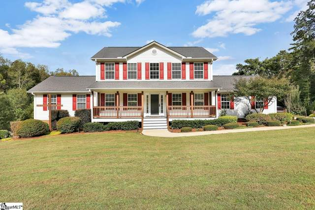 129 Honeywood Drive, West Union, SC 29696 (#1456422) :: Hamilton & Co. of Keller Williams Greenville Upstate