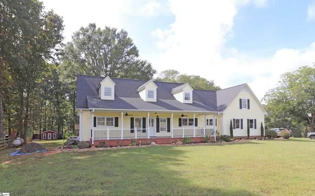 619 Haynie Mill Road, Belton, SC 29627 (#1456428) :: Hamilton & Co. of Keller Williams Greenville Upstate