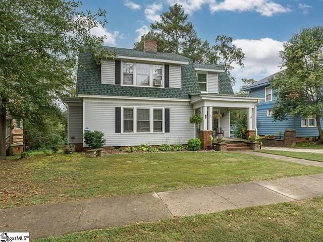 574 S Irwin Avenue, Spartanburg, SC 29306 (#1456436) :: Hamilton & Co. of Keller Williams Greenville Upstate
