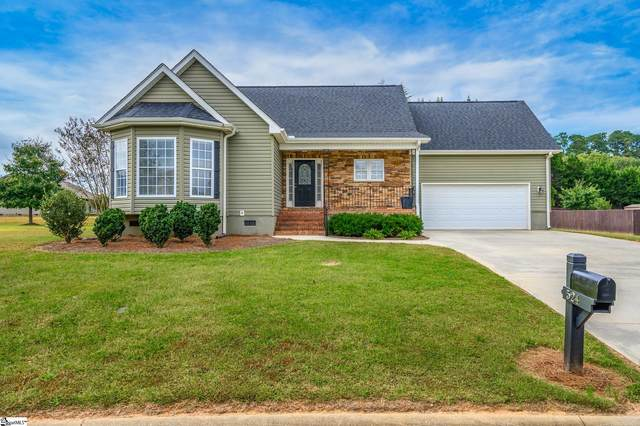 524 Carey Drive, Greer, SC 29651 (#1456467) :: Expert Real Estate Team