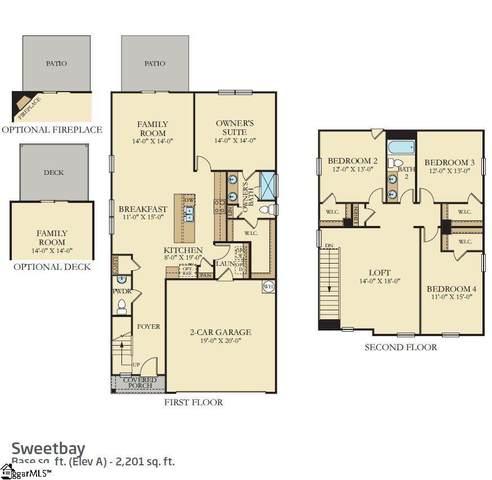 121 Magnolia Street, Reidville, SC 29375 (#1456473) :: Expert Real Estate Team