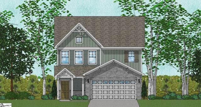 9 Tyrian Drive Lot 229, Greenville, SC 29607 (#1456474) :: Hamilton & Co. of Keller Williams Greenville Upstate