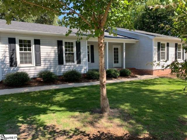 108 Westminister Drive, Simpsonville, SC 29681 (MLS #1456486) :: Prime Realty