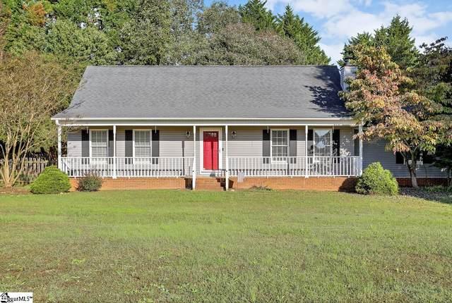 115 Berrys Pond Drive, Duncan, SC 29334 (#1456497) :: Expert Real Estate Team
