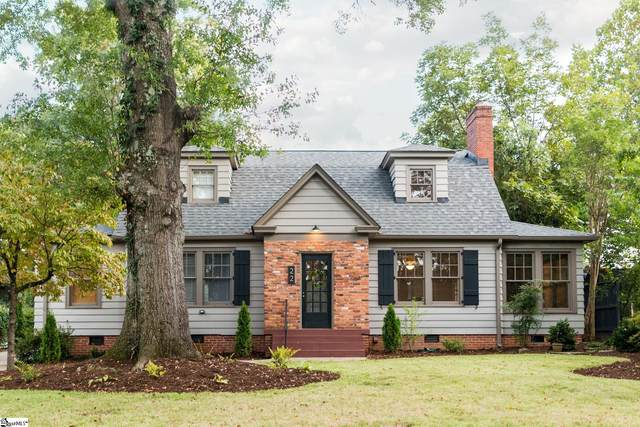 22 E Tallulah Drive, Greenville, SC 29605 (#1456513) :: Coldwell Banker Caine
