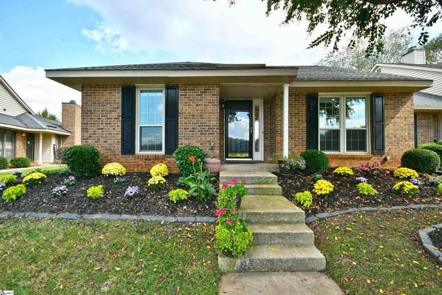 52 Forest Lake Drive, Simpsonville, SC 29681 (#1456557) :: Williams and Associates | eXp Realty