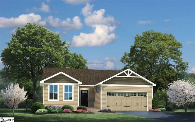 218 Burr Oak Lane, Piedmont, SC 29673 (#1456570) :: Hamilton & Co. of Keller Williams Greenville Upstate