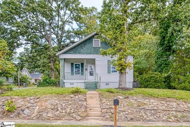 427 Sloan Street, Spartanburg, SC 29303 (#1456594) :: Hamilton & Co. of Keller Williams Greenville Upstate