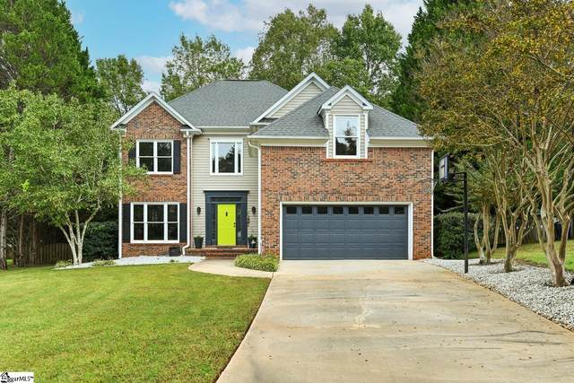 108 Thorn Hill Court, Simpsonville, SC 29681 (#1456636) :: Coldwell Banker Caine