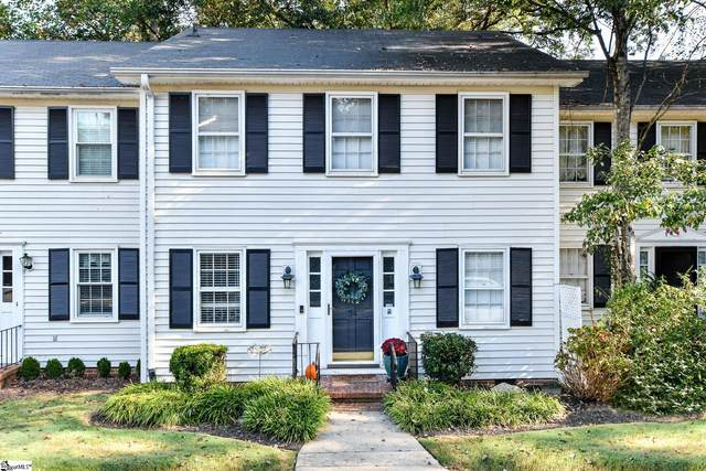 900 N Main Street Unit 34, Greenville, SC 29609 (#1456642) :: Coldwell Banker Caine