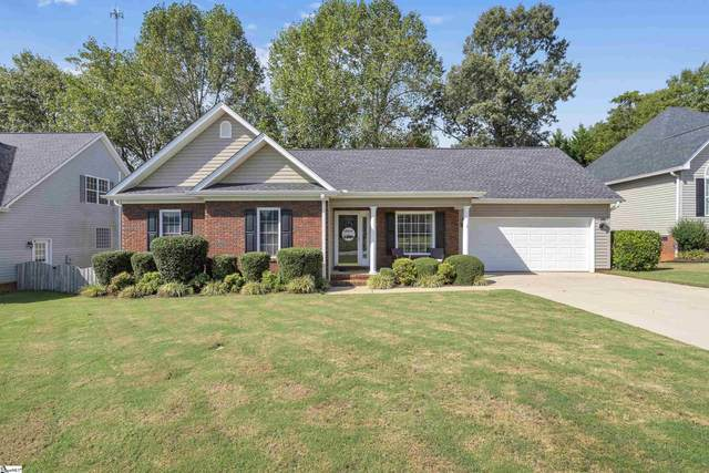600 Austin Woods Court, Greer, SC 29651 (#1456646) :: Coldwell Banker Caine