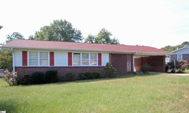7 Sylvia Lane, Pelzer, SC 29669 (#1456653) :: Hamilton & Co. of Keller Williams Greenville Upstate