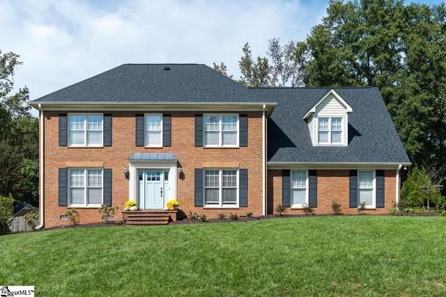106 N Wingfield Road, Greer, SC 29650 (MLS #1456667) :: EXIT Realty Lake Country