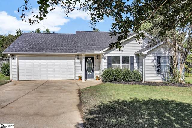 432 Longspur Court, Duncan, SC 29334 (MLS #1456680) :: EXIT Realty Lake Country