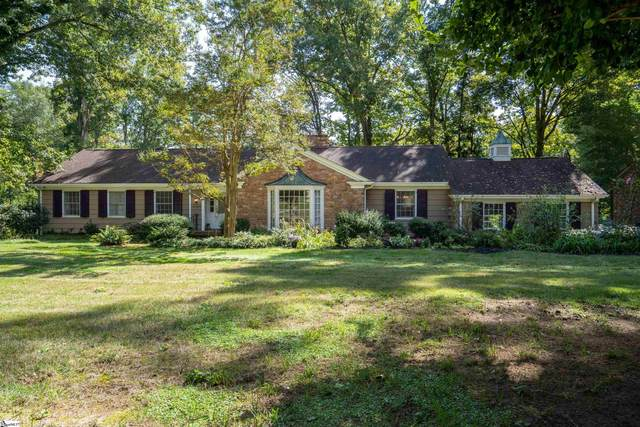232 Lake Fairfield Drive, Greenville, SC 29615 (#1456695) :: Coldwell Banker Caine