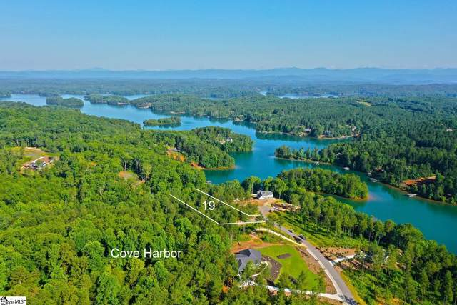 267 Coveside Lane, Six Mile, SC 29682 (MLS #1456702) :: EXIT Realty Lake Country