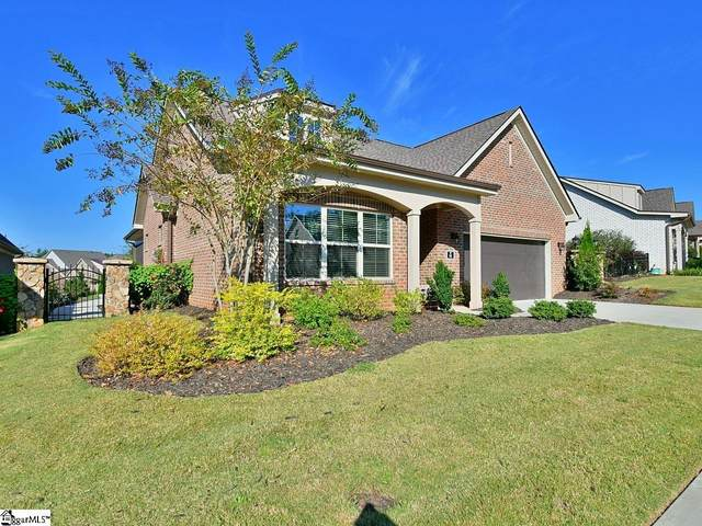 31 Layken Lane, Simpsonville, SC 29680 (#1456712) :: Expert Real Estate Team