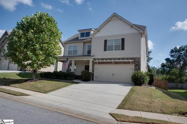 115 Willowbottom Drive, Greer, SC 29651 (#1456746) :: Expert Real Estate Team