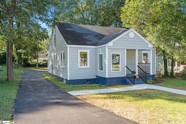 115 Pleasant Ridge Avenue, Greenville, SC 29605 (#1456771) :: Hamilton & Co. of Keller Williams Greenville Upstate