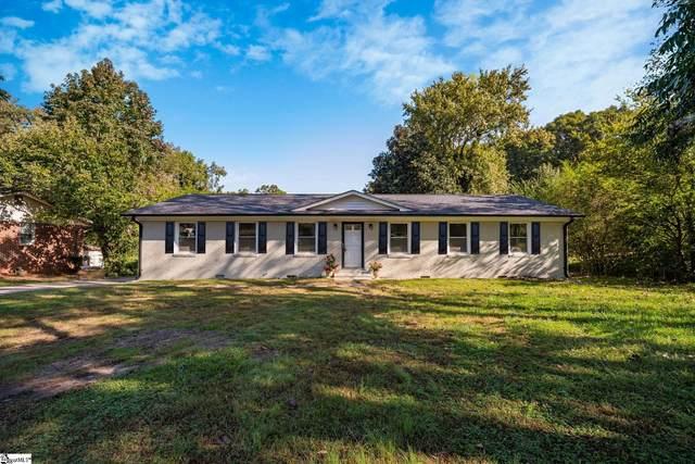109 Woodbine Terrace, Spartanburg, SC 29301 (#1456773) :: Parker Group