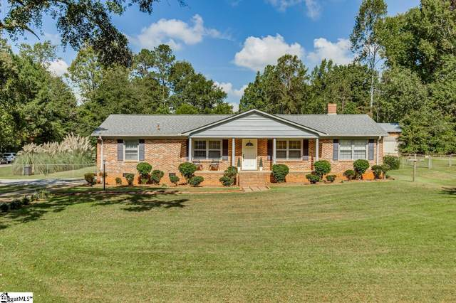 1073 Sunset Boulevard, Clinton, SC 29325 (#1456777) :: Coldwell Banker Caine