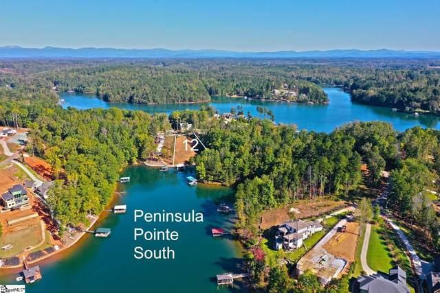12 Peninsula Pointe South, West Union, SC 29696 (#1456810) :: Hamilton & Co. of Keller Williams Greenville Upstate