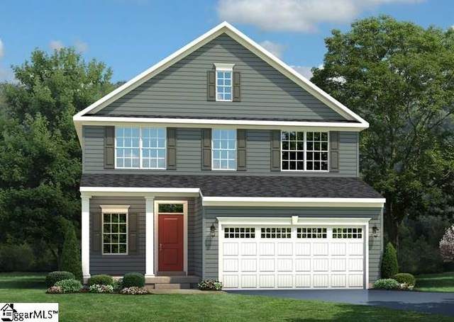 1627 Burtonwood Drive, Spartanburg, SC 29301 (#1456813) :: Coldwell Banker Caine