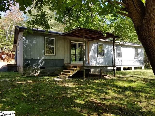 312 Mill Creek Road, Sunset, SC 29685 (#1456843) :: Hamilton & Co. of Keller Williams Greenville Upstate