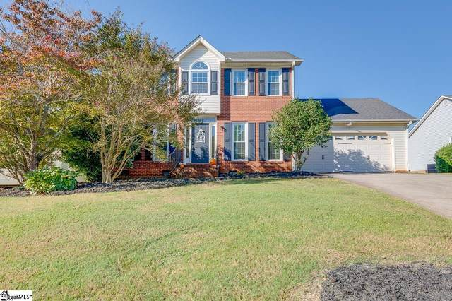 23 Grouse Ridge Way, Greenville, SC 29617 (#1456855) :: The Toates Team