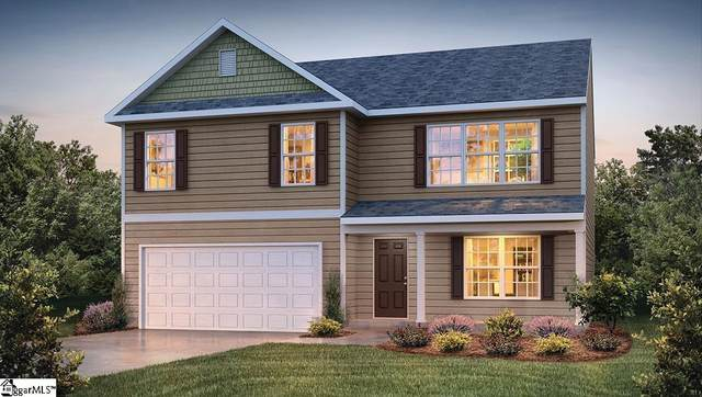 408 Sweetgrass Lane Lot 36, Piedmont, SC 29673 (#1456870) :: Coldwell Banker Caine