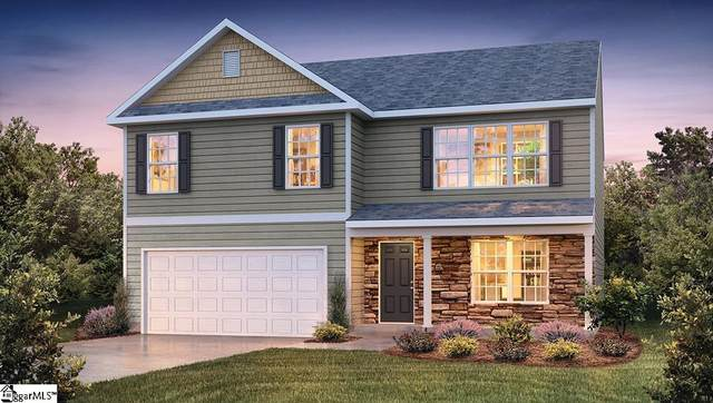126 Milldale Drive Lot 38, Piedmont, SC 29673 (#1456872) :: Coldwell Banker Caine