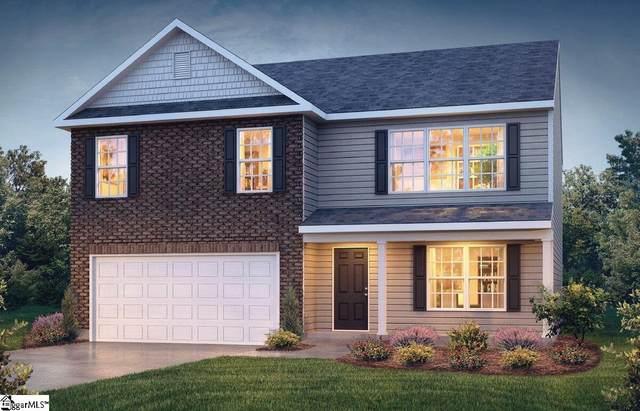 125 Milldale Drive Lot 57, Piedmont, SC 29673 (#1456874) :: Coldwell Banker Caine