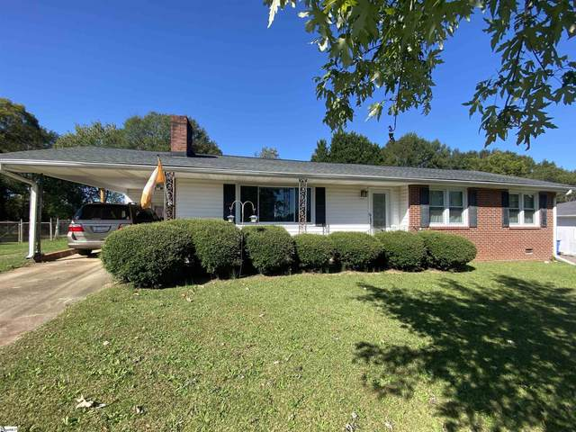 102 Parkdale Drive, Greenville, SC 29611 (#1456876) :: The Toates Team
