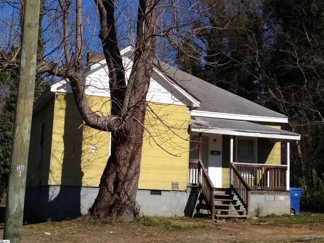 717 Crescent Avenue, Spartanburg, SC 29306 (#1456877) :: Coldwell Banker Caine