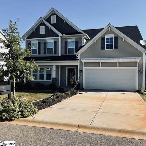 309 Autumn Glen Drive, Spartanburg, SC 29303 (#1456878) :: Parker Group
