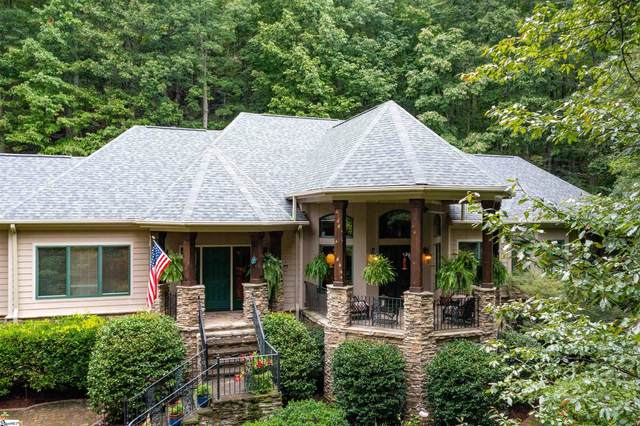 8 Autumn Oak Way, Travelers Rest, SC 29690 (#1456892) :: Williams and Associates | eXp Realty