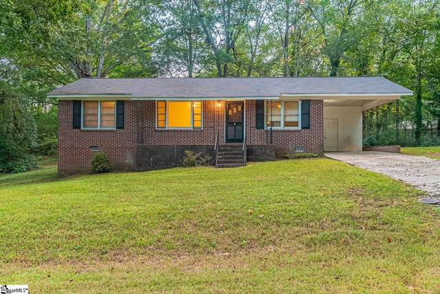 8 Ghana Drive, Greenville, SC 29605 (#1456894) :: The Toates Team