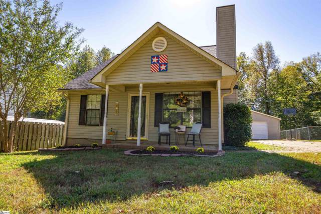 3061 Country Club Road, Spartanburg, SC 29302 (#1456904) :: Coldwell Banker Caine