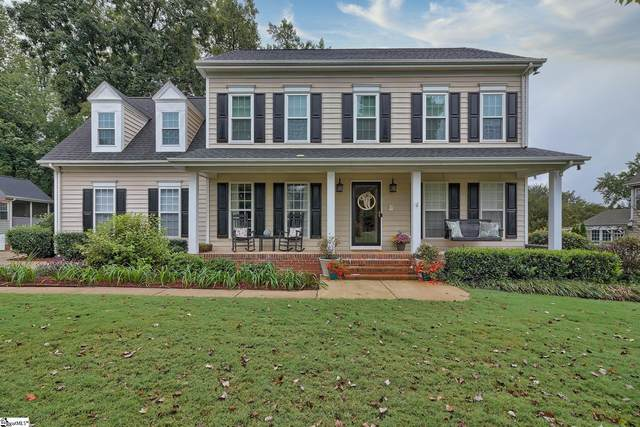 123 Century Oaks Drive, Easley, SC 29642 (#1456911) :: The Toates Team