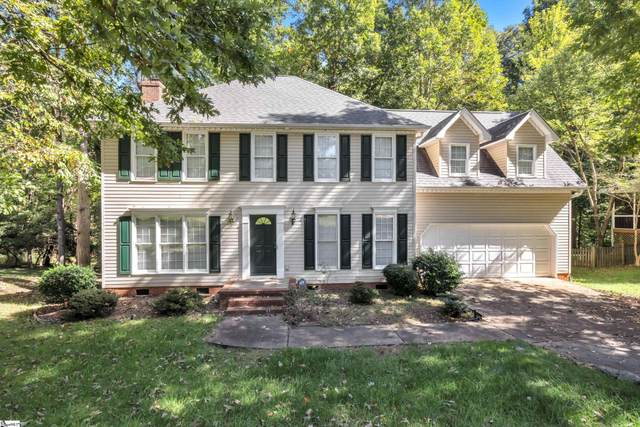 607 Creekview Drive, Greenville, SC 29607 (#1456913) :: Coldwell Banker Caine