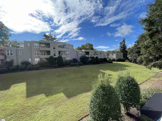 601 Cleveland Street Apartment 3D, Greenville, SC 29601 (#1456916) :: Coldwell Banker Caine