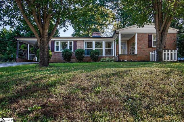 405 Stewart Drive, Easley, SC 29640 (#1456918) :: Coldwell Banker Caine