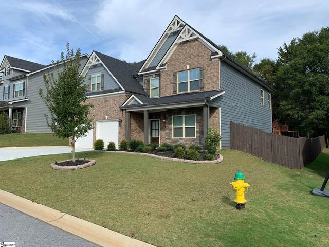 215 Peters Glenn Court, Simpsonville, SC 29681 (#1456934) :: Coldwell Banker Caine