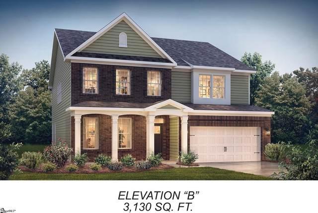 438 Raleighwood Lane, Simpsonville, SC 29681 (#1456941) :: Hamilton & Co. of Keller Williams Greenville Upstate