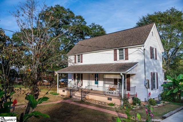 4 Langley Street, Pelzer, SC 29669 (#1456960) :: Hamilton & Co. of Keller Williams Greenville Upstate