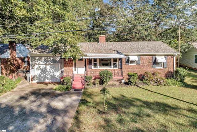 4 Maudie Street, Greenville, SC 29605 (#1456968) :: Williams and Associates | eXp Realty