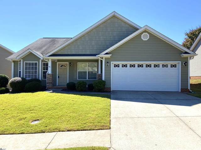 34 Tigris Way, Greenville, SC 29607 (#1456979) :: Williams and Associates | eXp Realty