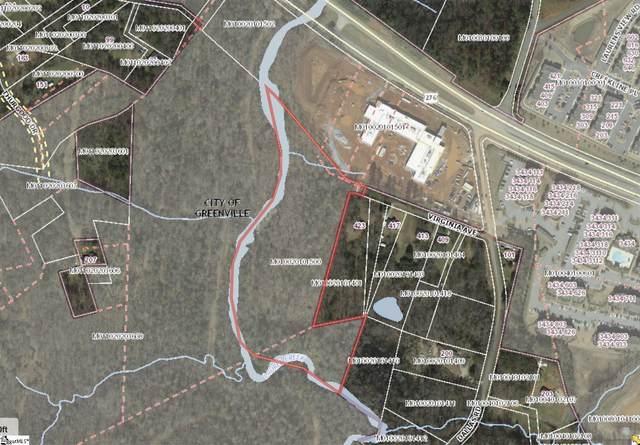 0 Virginia Avenue, Greenville, SC 29607 (#1456982) :: Williams and Associates | eXp Realty